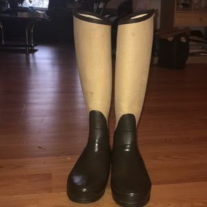Canvas Hunter Boots!!! -Make me offers-